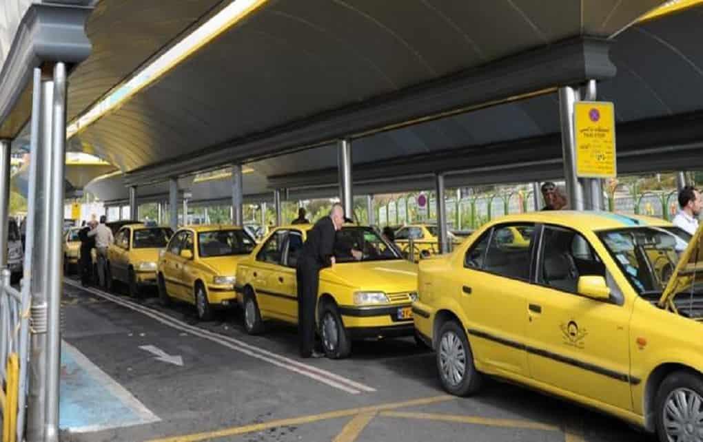 افزایش نرخ کرایه تاکسی