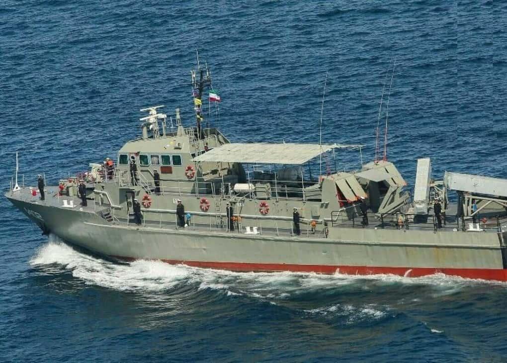 سانحه برای شناور کنارک نیروی دریایی ارتش   شهادت یک نفر و تعدادی مجروح