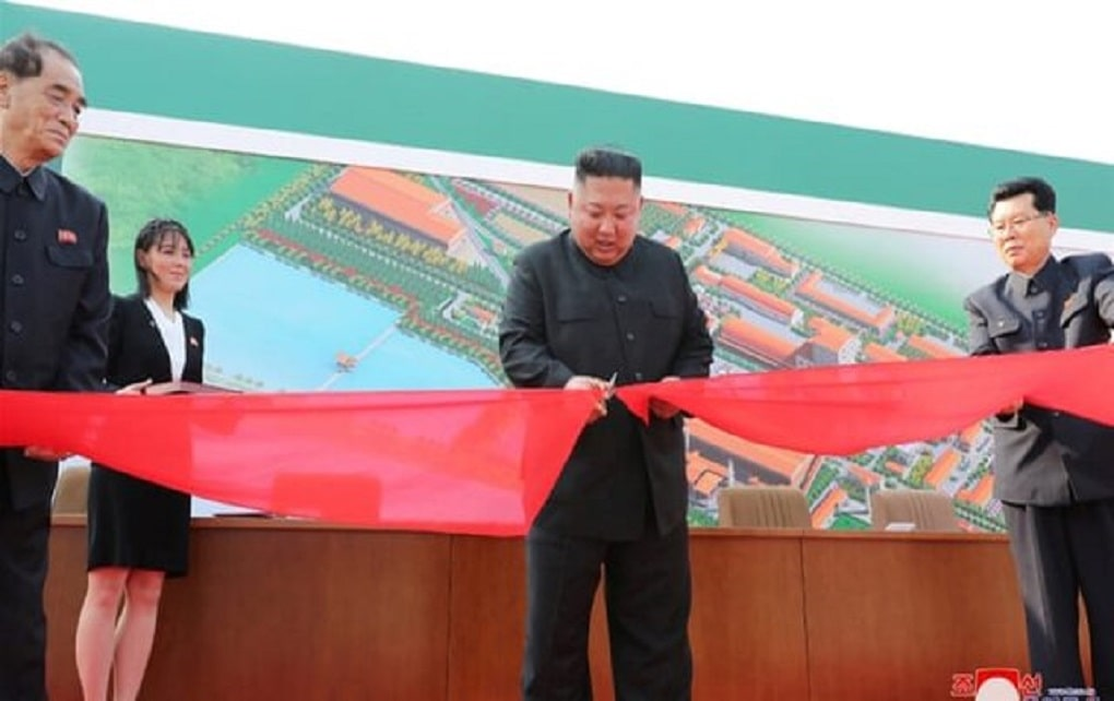 رهبره کرهشمالی در انظار عمومی ظاهر شد
