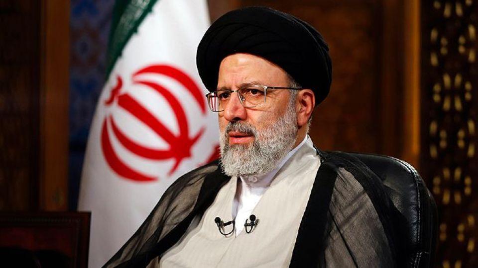 آیت الله رئیسی در انتخابات 1400