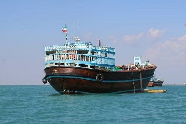 عملیات جستجو برای نجات مفقودین شناور بهبهان متوقف شد