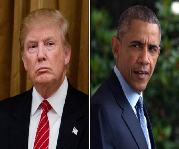 درخواست ترامپ لغو قانون اوباماکر