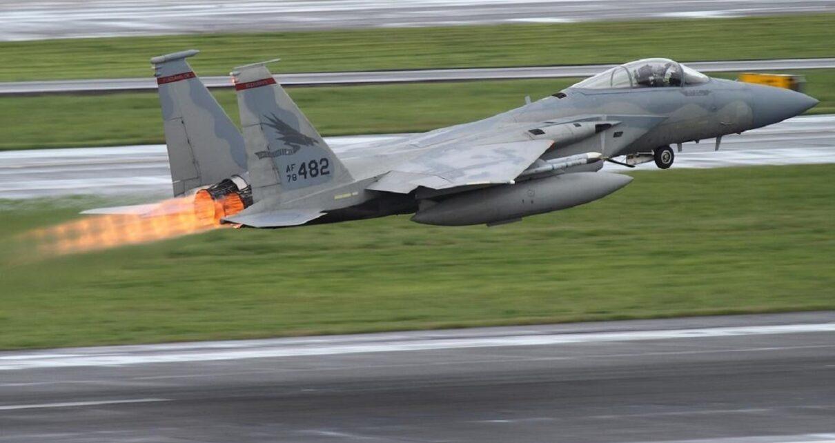 جنگنده نظامی آمریکا