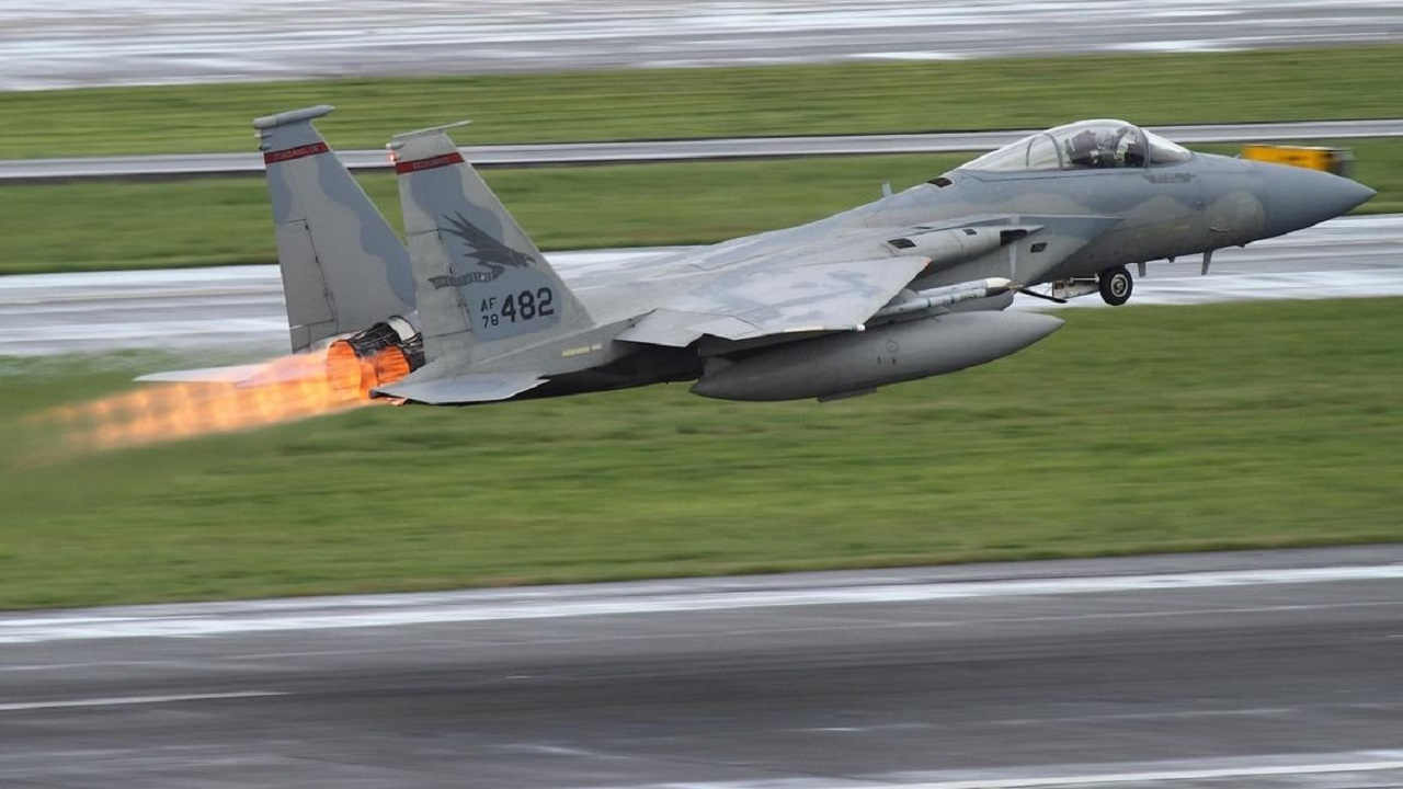 جنگنده نظامی آمریکا در سواحل کانادا سقوط کرد