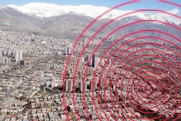 وقوع زلزله ۴٫۳ ریشتری در حوالی هجدک استان کرمان