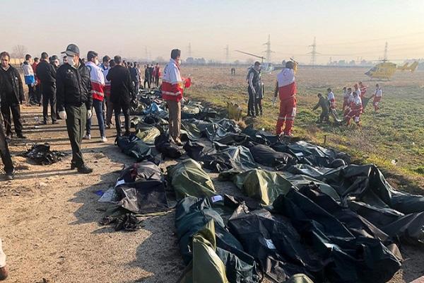 بازداشت ۶ نفر در پرونده هواپیما اوکراینی