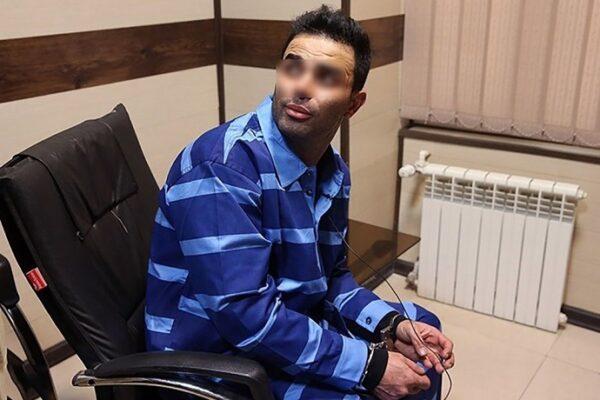 بازداشت وحید خزایی
