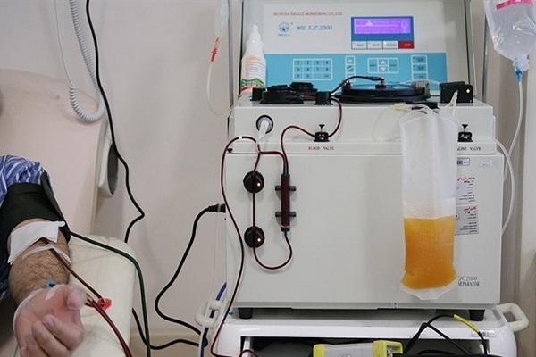 ایران دومین کشور طرح پلاسما درمانی