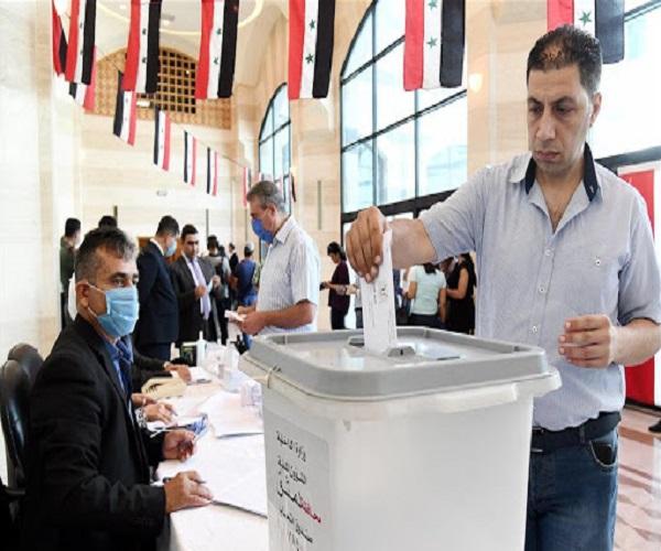 نتایج انتخابات پارلمانی سوریه