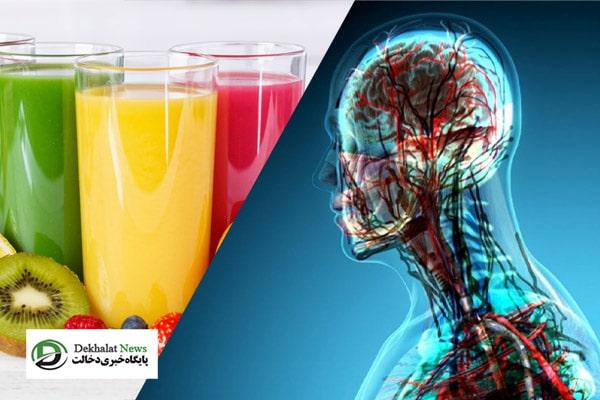 آبمیوه طبیعی تقویت سیستم ایمنی بدن