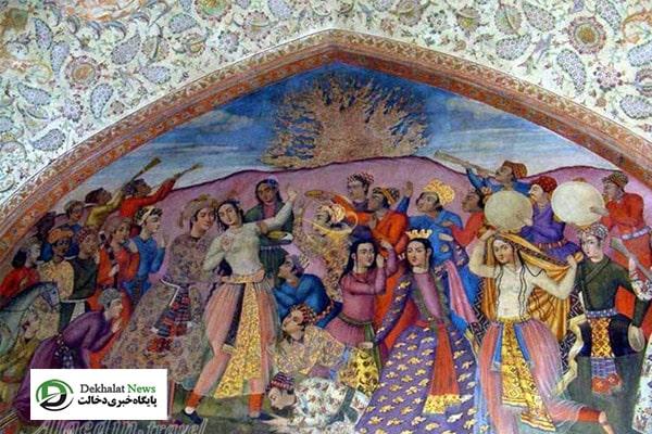 جشن امردادگان ، یادگار ایران باستان