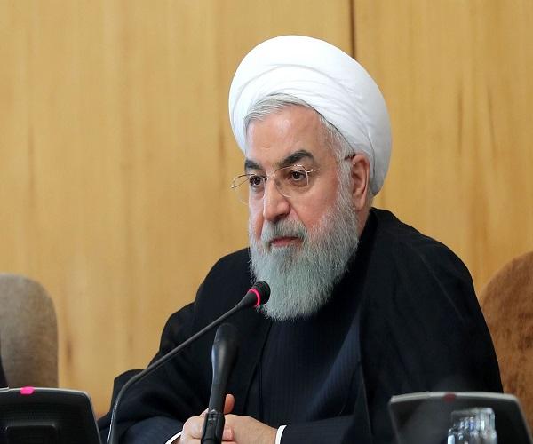 روحانی: ۳۰ درصد سهام عدالت در عید غدیر و مابقی آن  ۲۲ بهمن آزاد میشود