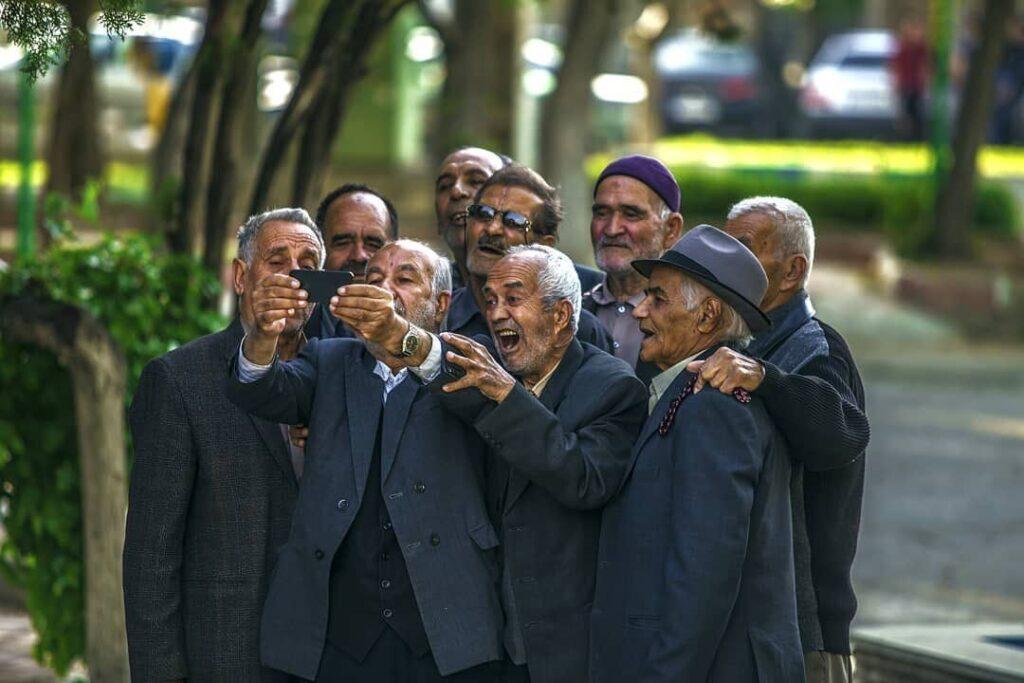 ایران 2050 پیرترین کشورهای جهان