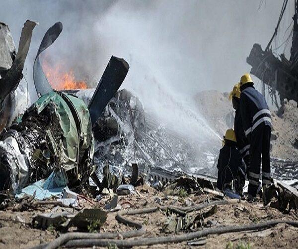 سقوط هواپیمای شناسایی ترکیه