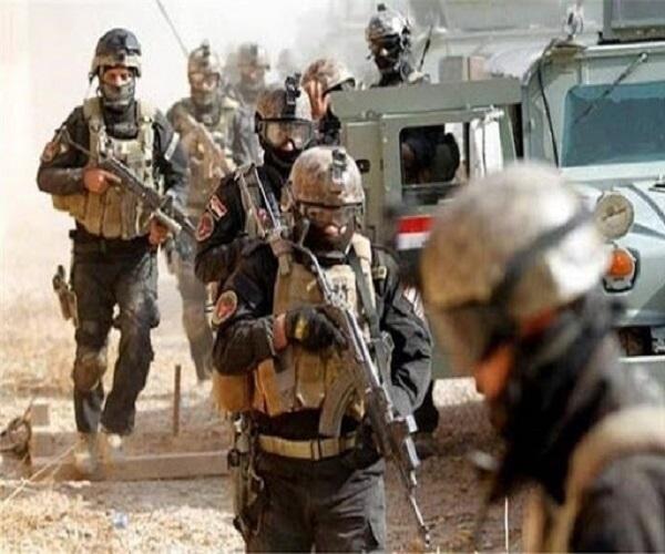 شهادت سه رزمنده الحشدالشعبی در عملیات پاکسازی مناطق نزدیک مرز با ایران