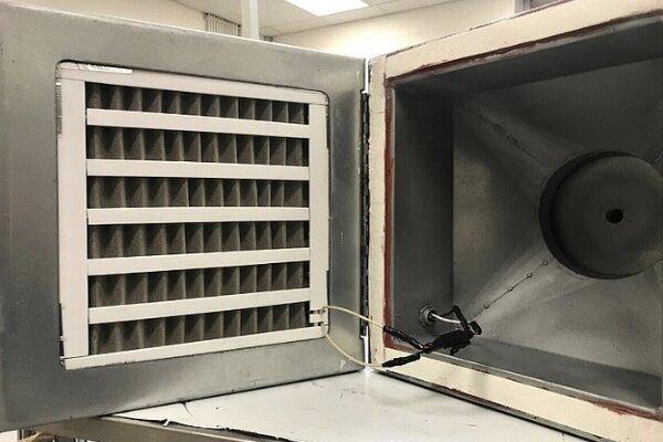ساخت نوعی از فیلتر هوا که ویروس کرونا را ازبین میبرد