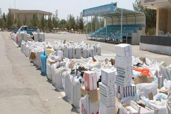 کشف بزرگترین محموله قاچاق دارو توسط رزمندگان سپاه سیستان و بلوچستان