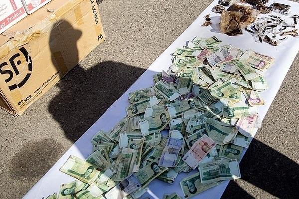 بازداشت خرده فروش مواد مخدر