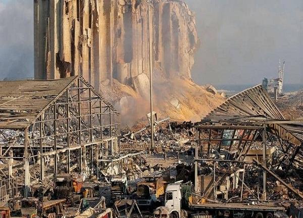 معرفی عامل انفجار بیروت از سوی روزنامه کیهان | شواهد بر علیه آمریکا و اسرائیل