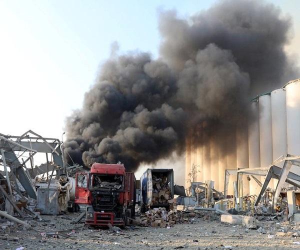 تحلیل رسانههای عبری از انفجار بیروت