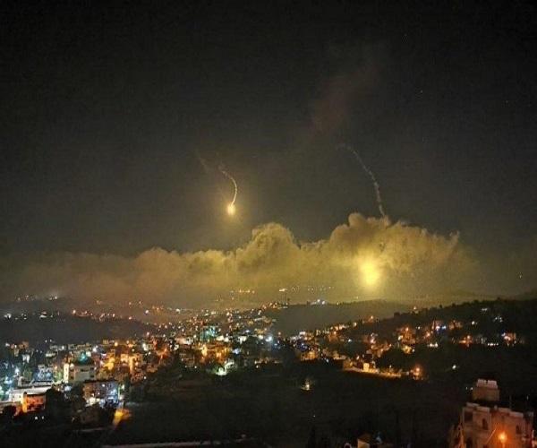 وقوع حادثه امنیتی در مرزهای لبنان و فلسطین اشغالی