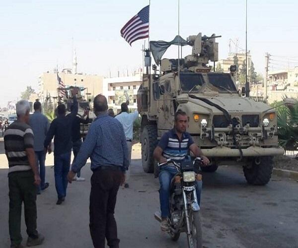 اعلام جنگ قبایل سوریه علیه آمریکا | تأکید بر آزادی سوریه از اشغالگران آمریکایی