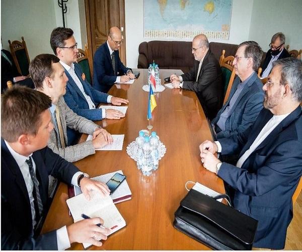 توافق هیأت اعزامی ایران به اوکراین