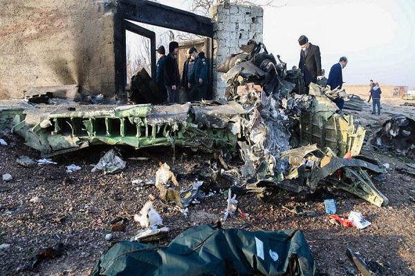 نتیجه بازخوانی جعبه سیاه هواپیما اوکراین اعلام شد