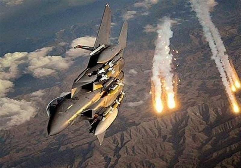 کشته و زخمی شدن ۳ نیروی ارتش سوریه در حمله هوایی آمریکا