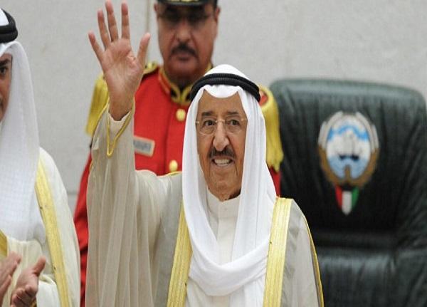 انتشار اخباری درباره فوت امیر کویت در آمریکا