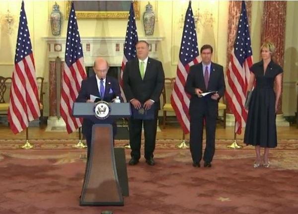 تحریمهای خزانهداری آمریکا علیه ایران