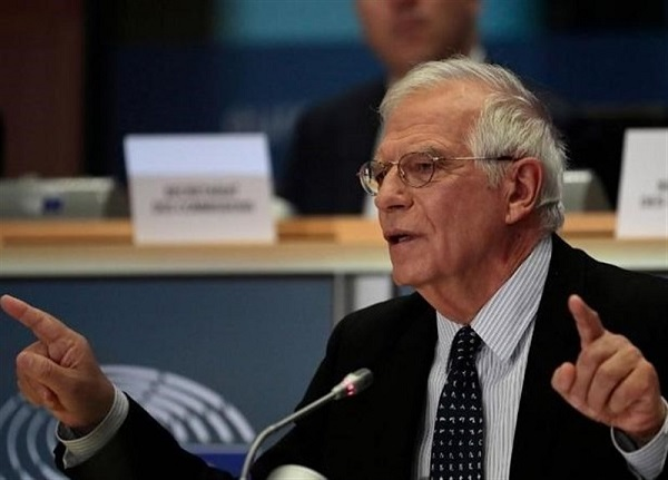 بیانیه اتحادیه اروپا: آمریکا قادر به بازگرداندن تحریمهای سازمان ملل نیست