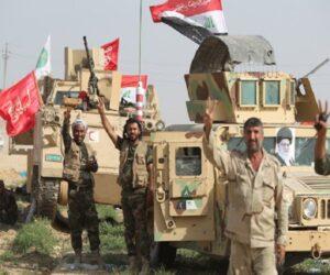 کشف بمب و موشک داعش