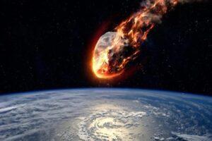عبور سیارک از کنار زمین