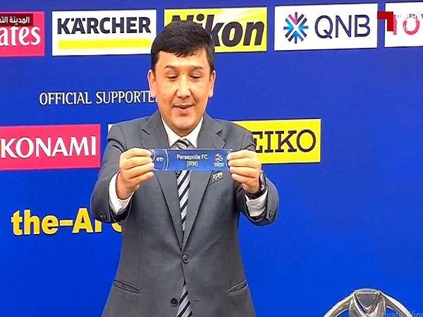 قرعه کشی مرحله یک چهارم نهایی لیگ قهرمانان آسیا | پاختاکور حریف پرسپولیس شد