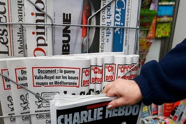 گستاخی مجدد «شارلی ابدو» با انتشار کاریکاتورهای توهین آمیز به پیامبر(ص)