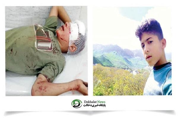 سقوط کولبر ۱۴ ساله از کوه | صحبت های غم انگیز مادر مانی هاشمی+ عکس