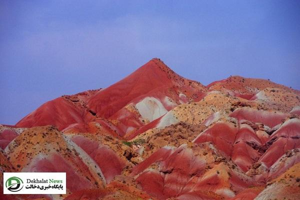 کوه های آلا داغ لار