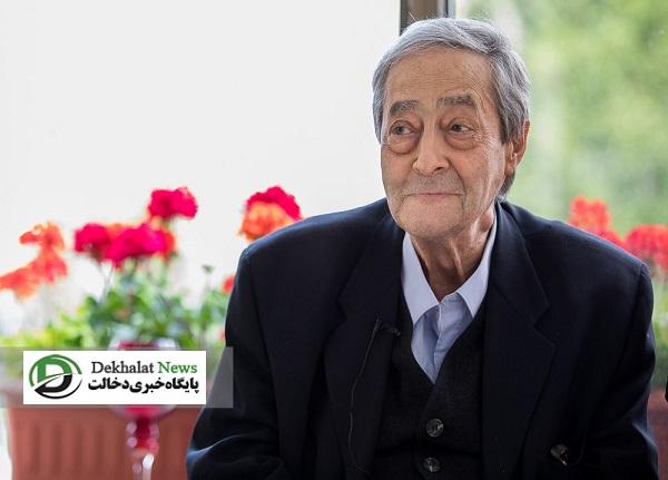 جدال احمدرضا احمدی با سکته مغزی
