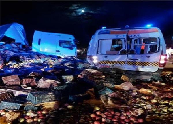 حادثه در حادثه | جان باختن تکنسین اورژانس تبریز در حین امداد رسانی