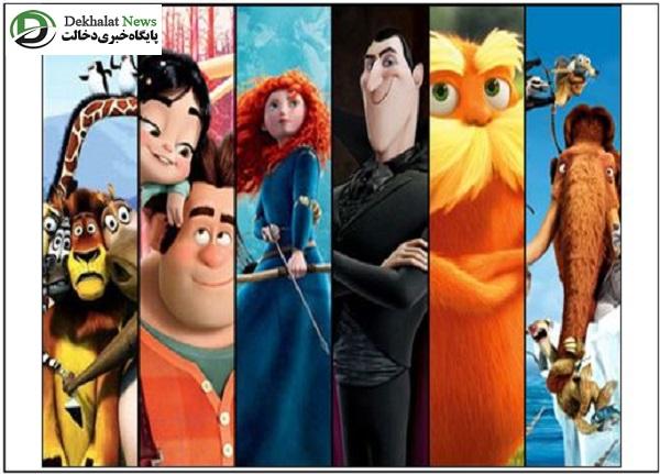 بهترین انیمیشین های جهان