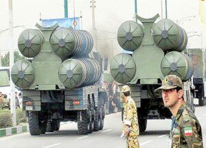 پایان تحریم های تسلیحاتی ایران