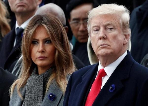 انتقال ترامپ به آیسییو