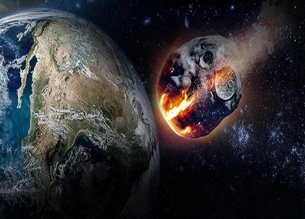 عبور سیارک خطرناک از کنار زمین