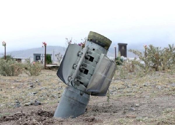 اصابت موشک به تبریز