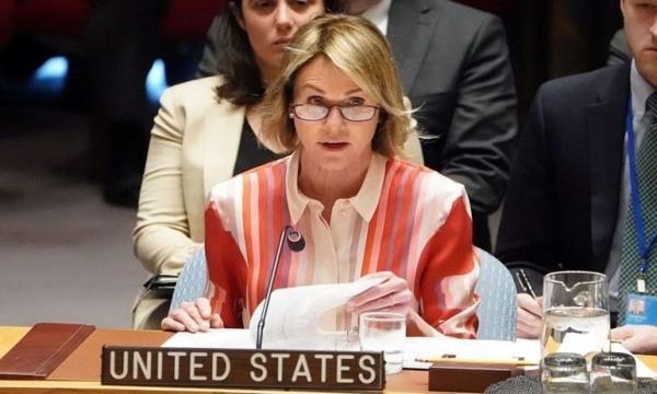یاوه گویی نماینده آمریکا در سازمان ملل درباره ایران