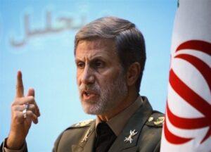واکنش وزیر دفاع به مناقشه قرهباغ