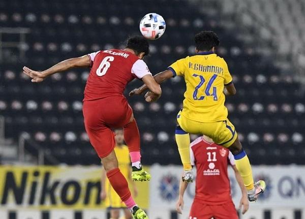 نامه کنفدراسیون فوتبال آسیا به پرسپولیس درباره شکایت النصر