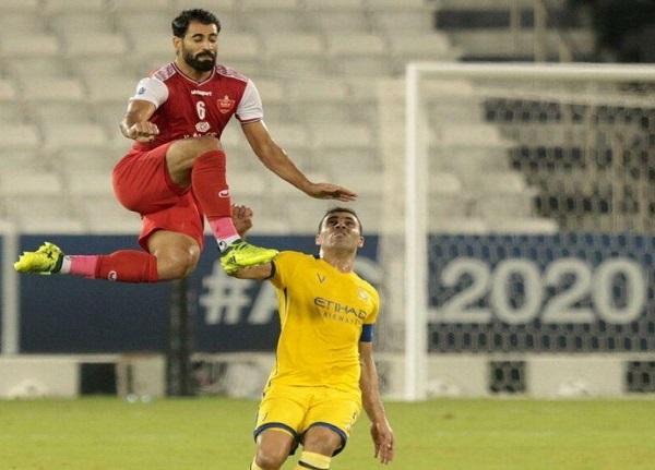 فیفا به AFC در پرونده شکایت النصر علیه پرسپولیس اختیار تام داد