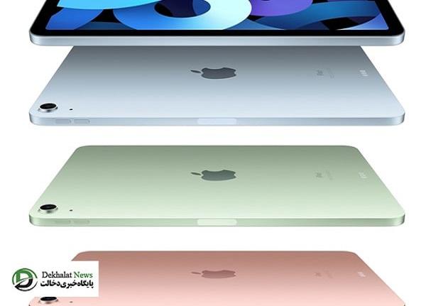 میزان فروش آیپد اپل